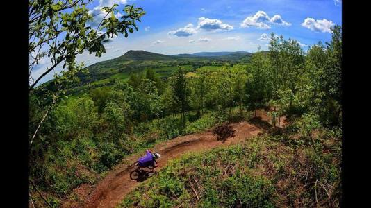 Support the Retrospective Planning Application for the Black Mountains Cycle Centre