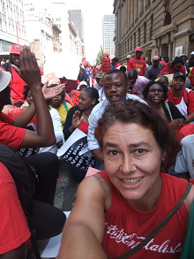 Reinstate Claire Ceruti at the University of Johannesburg
