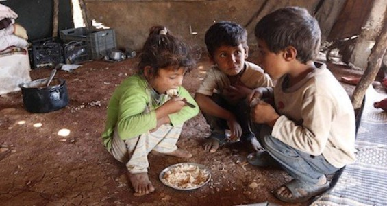 Help for Aleppo