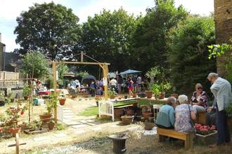 Save the Royal Hill Community Garden