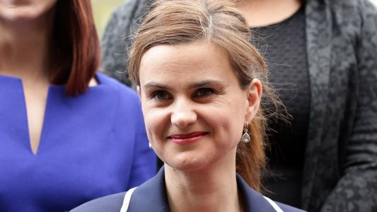 George Medal for Jo Cox MP