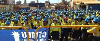 Improve R&R for Construction Workers