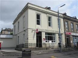 Save Duke Street post office in Dennistoun