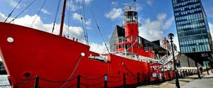 Bring back Liverpool's Planet Lightship!