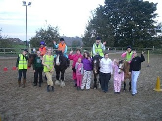 Future of Fagley riding school