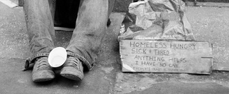 SUPPORT OUR HOMELESS.