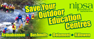 Save Your Outdoor Education Centres