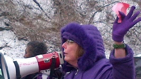 Tell Corizon Healthcare to Reinstate Sister Barbara Finch! No union-busting!