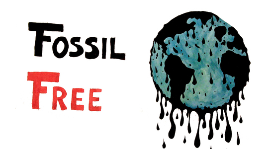 Our Vision: A Fossil Free Future for the University of York