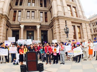 Tell Texas Legislators: Keep In-State Tuition!
