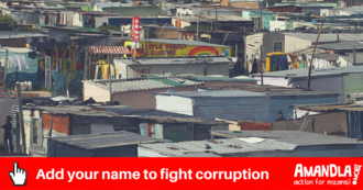 Fight corruption, demand transparent service delivery in [put the name of your municipality here]