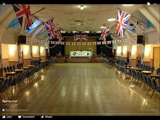 Replace Formby Hall and Lowton Civic Hall