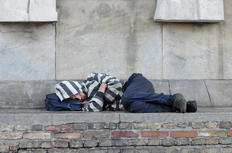 Don't criminalise homelessness anywhere