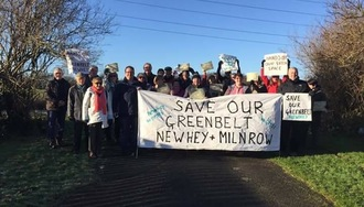 Save Our Greenbelt - Milnrow & Newhey