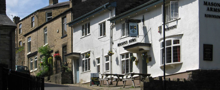 Save the Masons Arms