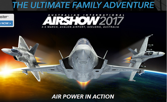 Stop the arms trade at Avalon Air Show