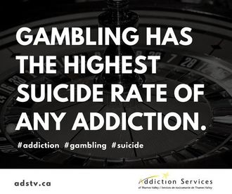 More regulation of the gambling industry