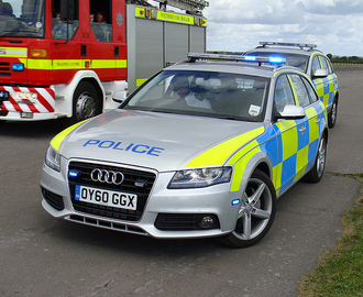 Stop Police Driving Audis