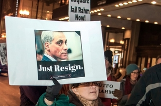 Rahm Emanuel must be released from the position or he should resign after DOJ Report