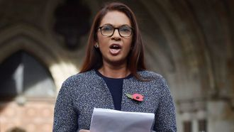 Gina Miller for the House of Lords