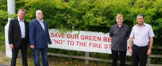 Say NO to the Fire Station in Saughall Massie Petition opposing Planning Application 17/00306