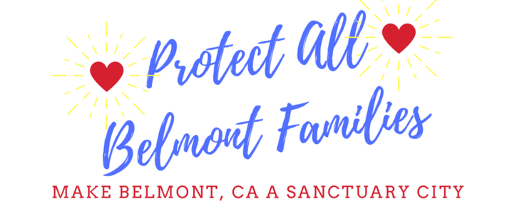 Declare Belmont a Sanctuary City to Protect Our Vulnerable Residents