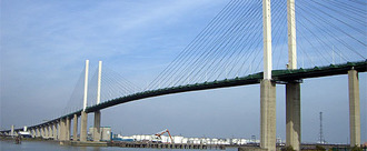 Remove charges from QE2 Bridge