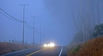 Road vehicles should use headlights at all times.