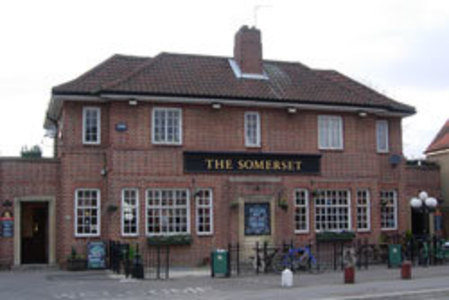Save the Somerset Pub in Marston