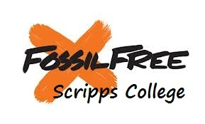 SCRIPPS COLLEGE: GO FOSSIL FREE!