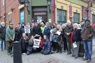 Save the Corrib Pubs Community Rooms