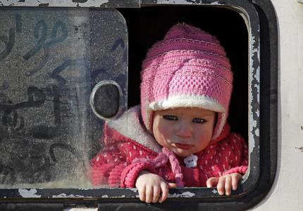Ask to Government to stick to their commitment of helping 3,000 unaccompanied child refugees