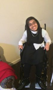 Stop disabled Hooria and her family being removed from UK