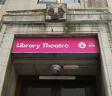 Keep Sheffield's Library Theatre