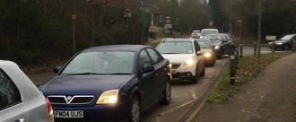 Burton End parking and traffic calming improvements