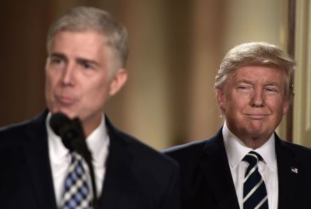 Block Neil Gorsuch from the Supreme Court