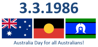 #changethedate Malcolm Turnbull! MARCH 3 AUSTRALIA DAY