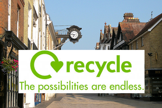 Transform Recycling in Winchester & Hampshire