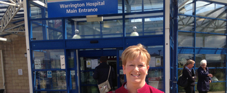 Save Warrington Hospital