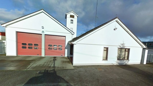 Save/Reopen Castlerea Fire Station