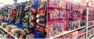 Stop shops and websites from separating toys into 'boys' and 'girls'