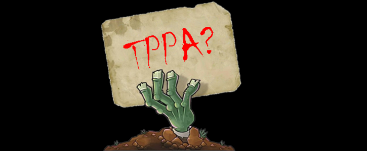 The TPPA is dead - keep it that way!