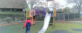 Save local playgrounds in Letchworth & Baldock