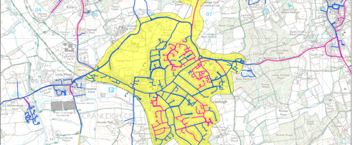 Protect Cranleigh (and surrounding villages) from Asbestos Fibres in Our Drinking Water
