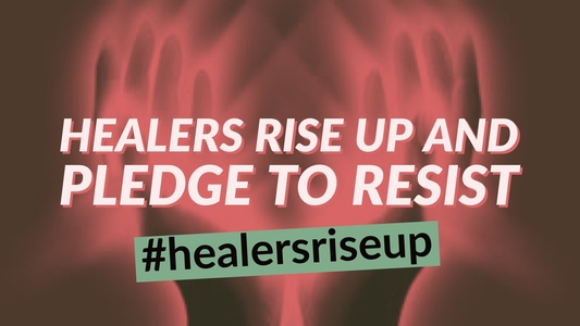 Healers Rise Up!
