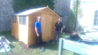 Save The Potting Shed Project@Radstock