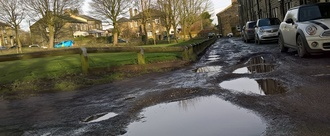 Maintain Moorwell Place on Eccleshill Recreation Ground