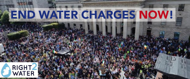 ACT NOW to stop water charges once and for all!