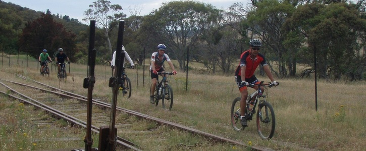 Support the Monaro Rail Trail campaign.