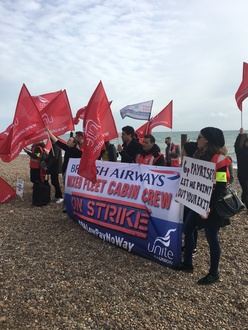 Boycott British Airways